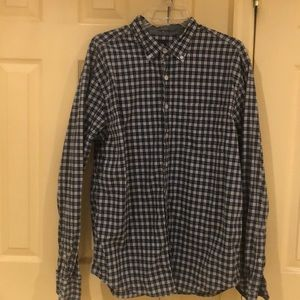 NWOT. Gap long sleeve dress shirt